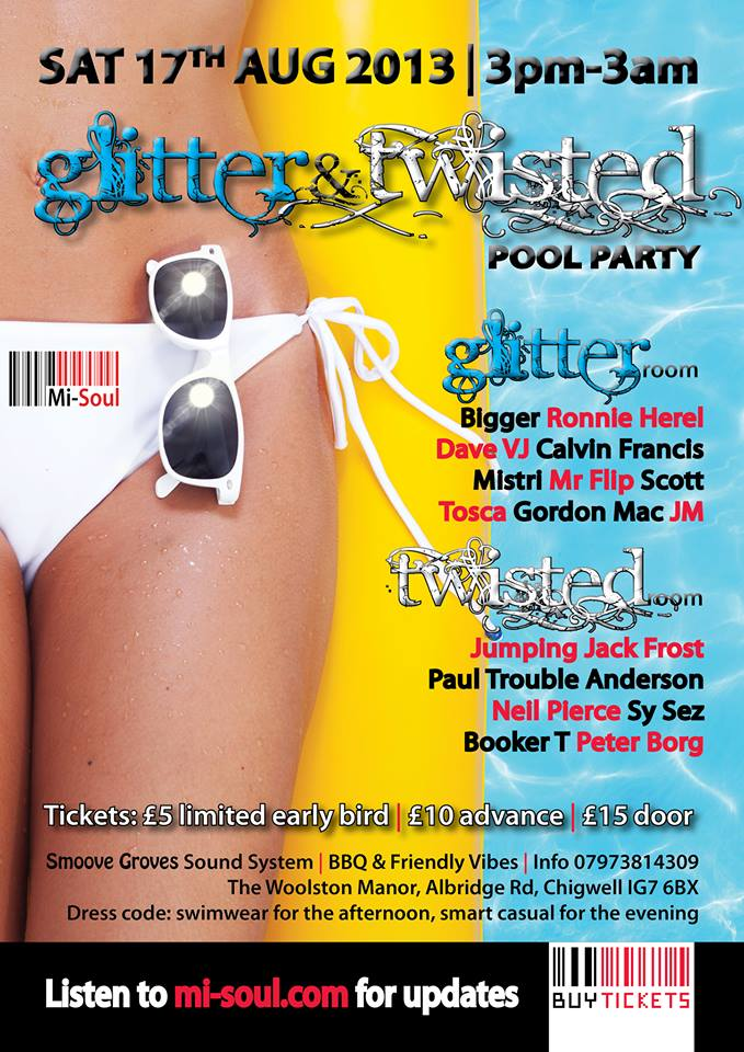 BASHIYRA.PA @Glitter.Twisted.Mi-Soul.Smoothe Grooves Summer Party